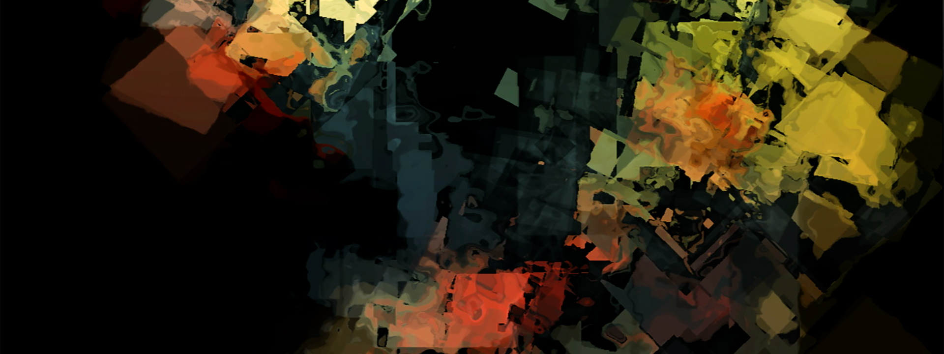 abstract compostion